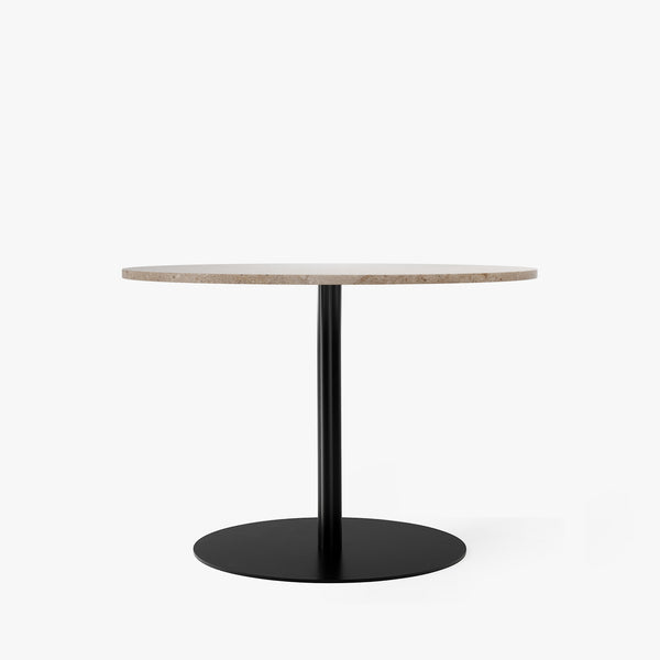 Harbour Column Dining Table Ø105 | Sand