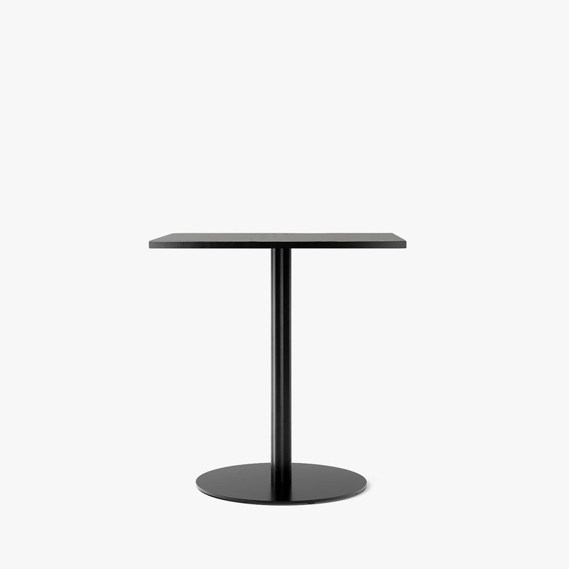 Harbour Column Dining Table 70x60 | Black