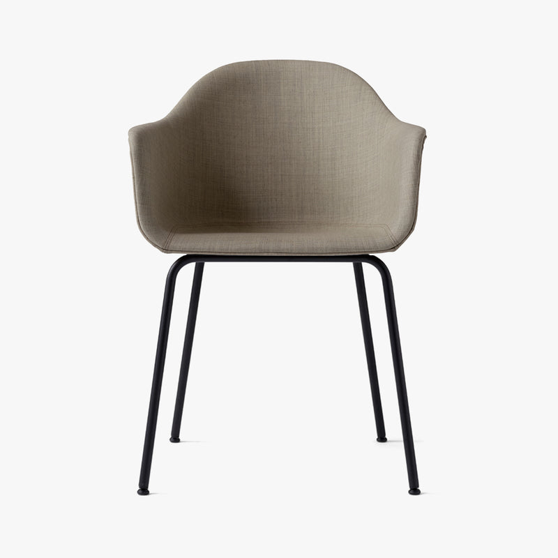 Harbour Chair | Beige / Black Steel
