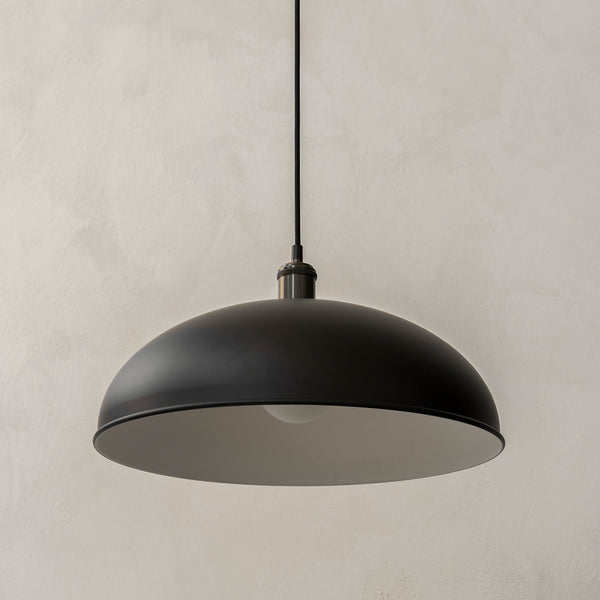 Hubert Pendant Ø45 | Black