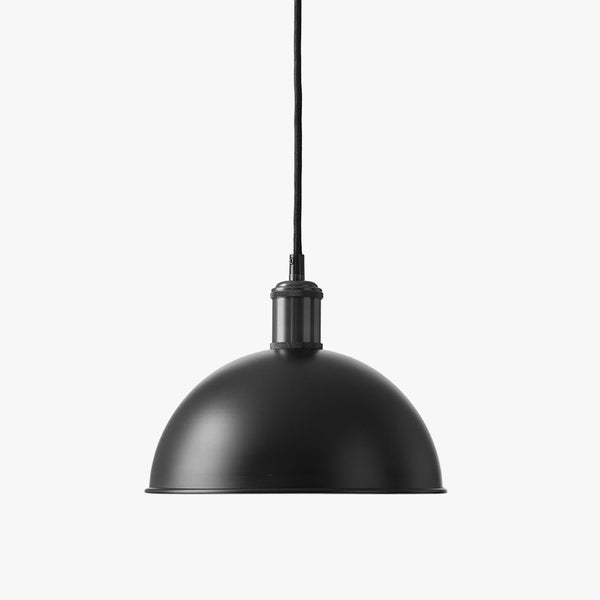 Hubert Pendant Ø24 | Black