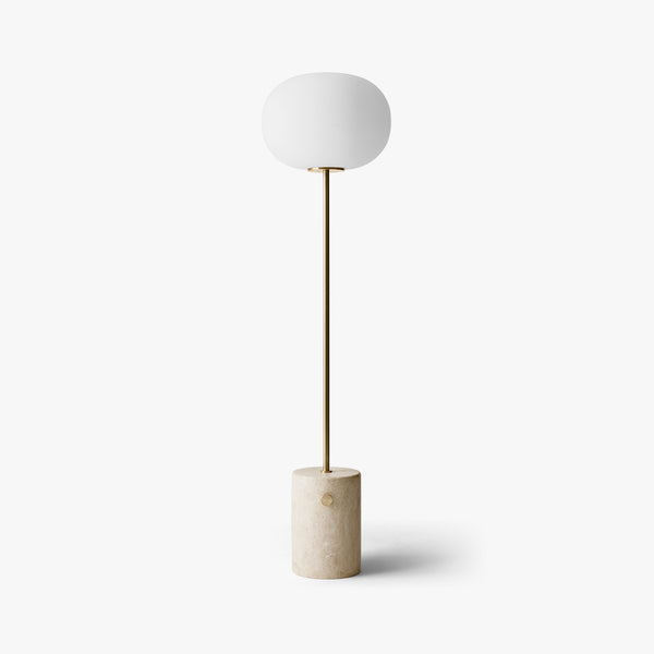 JWDA Floor Lamp | Travetine