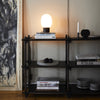JWDA Table Lamp, Black