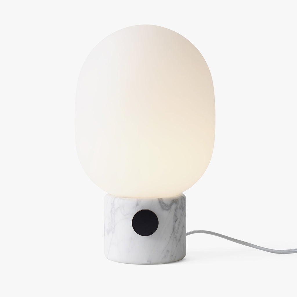 JWDA Table Lamp, Marble