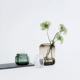Jewel Vase | Smoke (L)
