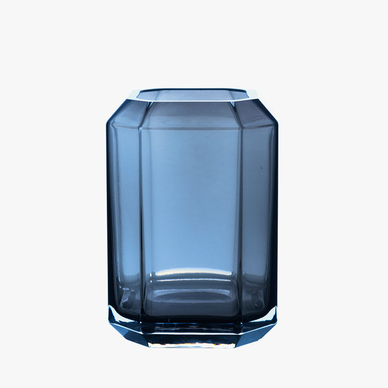 Jewel Vase | Dark Blue (L)