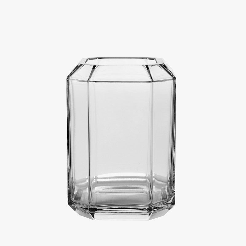 Jewel Vase | Clear (L)