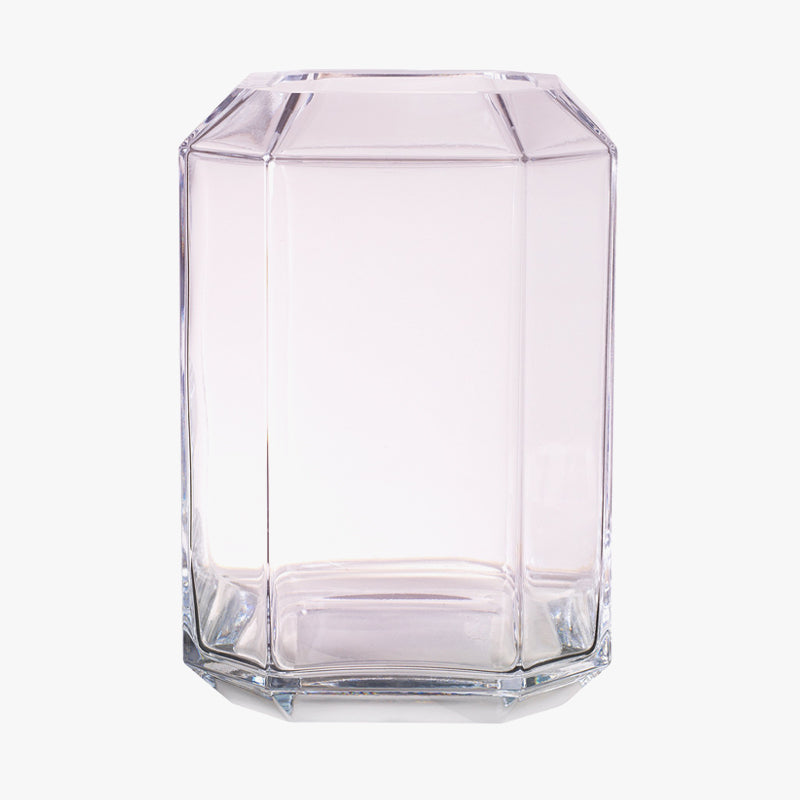 Jewel Vase | Rose Pink (XL)