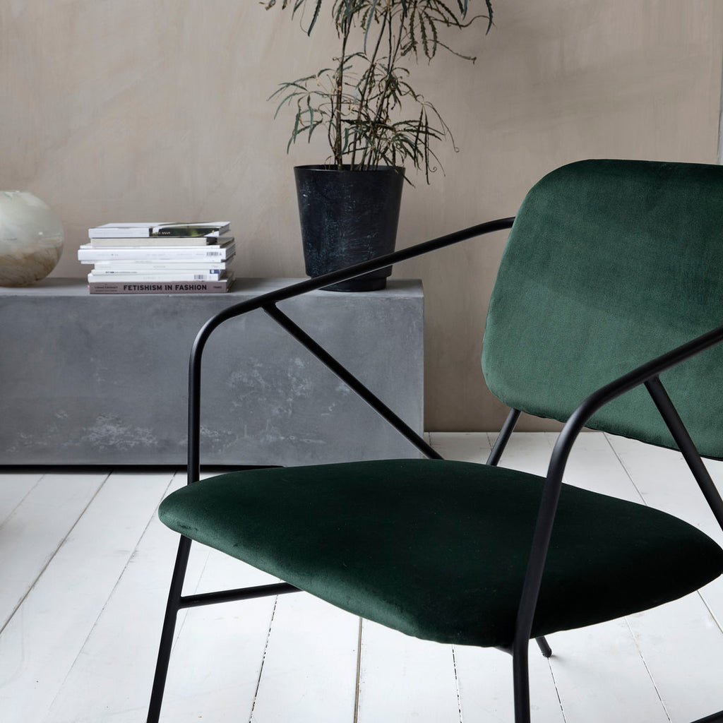 Klever Lounge Chair