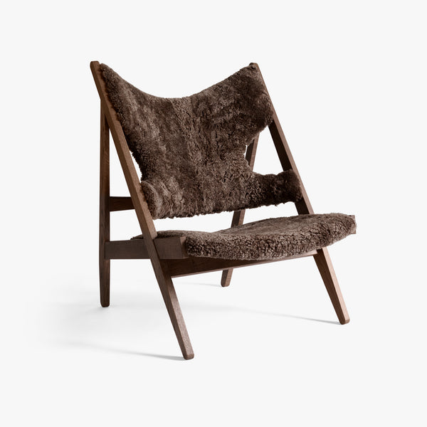 Knitting Chair | Sheepskin