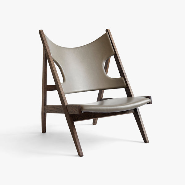 Knitting Chair | Taupe