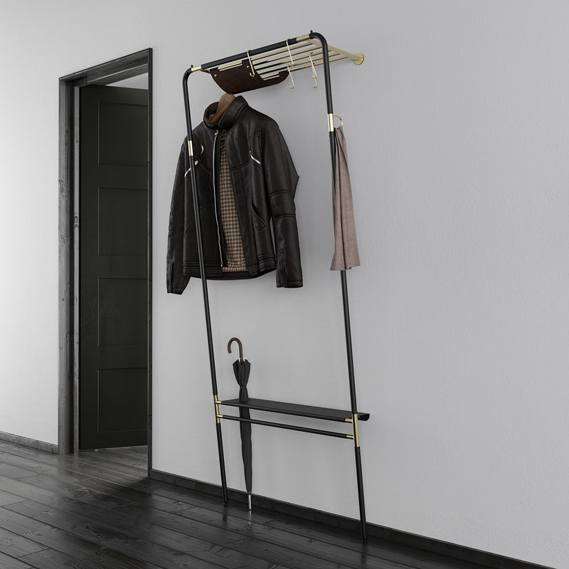 Lean On Me Clothes Rack