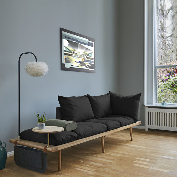 Lounge Around Sofa/Daybed - Light Around