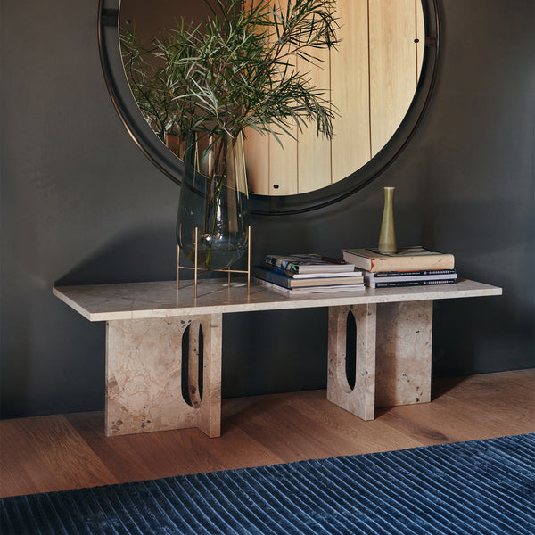 Androgyne Lounge Table | Stone