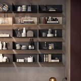 Corner Shelf | Black (L)