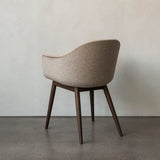 Harbour Chair | Beige / Dark Oak