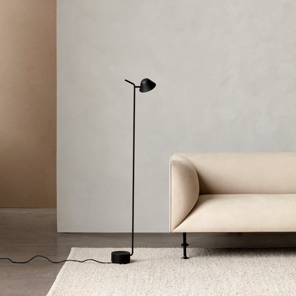 Peek Floor Lamp | Black
