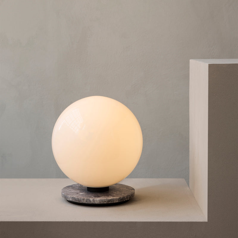 TR Bulb Table/Wall Lamp | Grey Marble