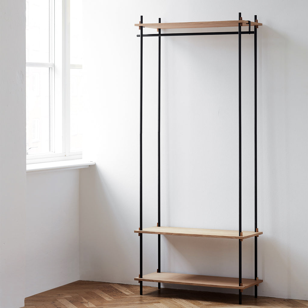Shelving System - Clothes Bar