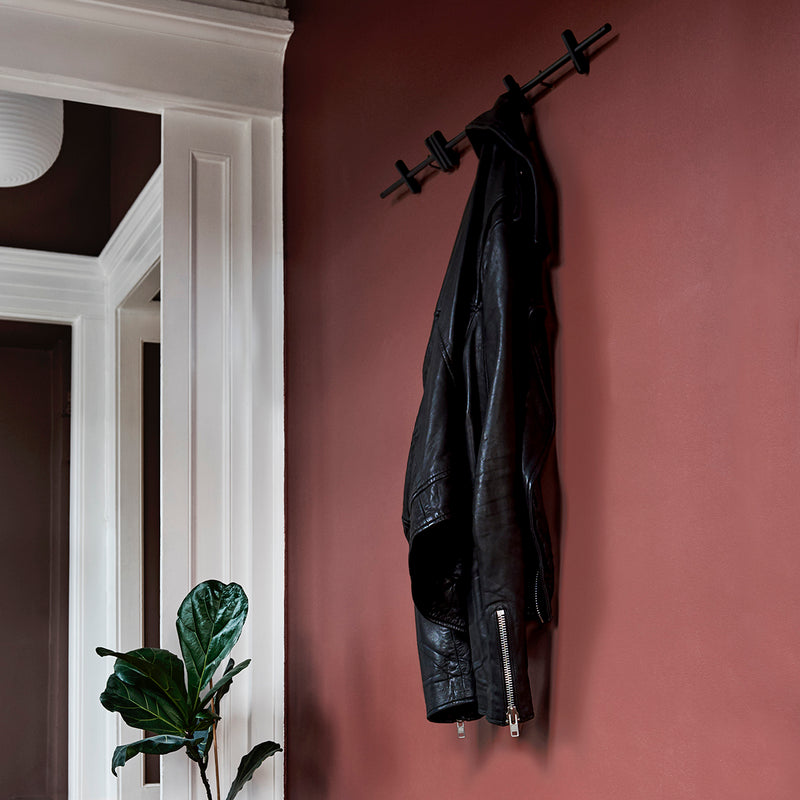 Coat Rack | Black 70