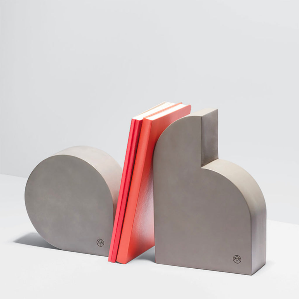 MOLES Sculpture / Bookend