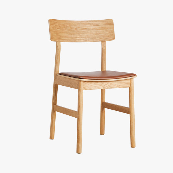 Pause Dining Chair 2.0 | Oak