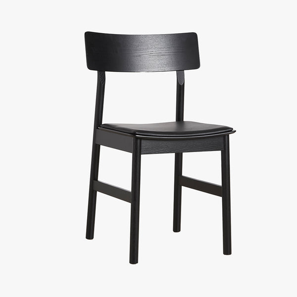 Pause Dining Chair 2.0 | Black