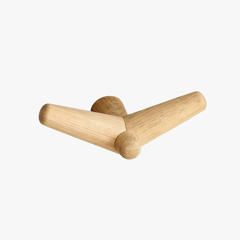 Tail Wing Hook | Oak (M)