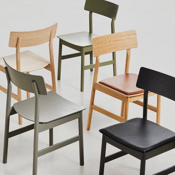 Pause Dining Chair 2.0 | Taupe