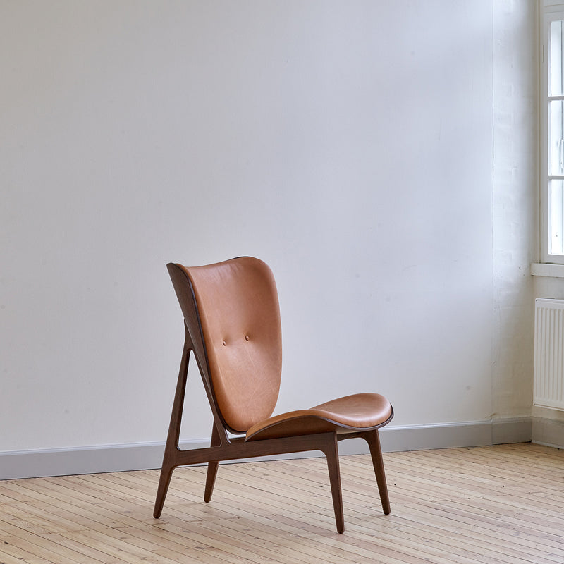 Elephant Chair | Dark Stained