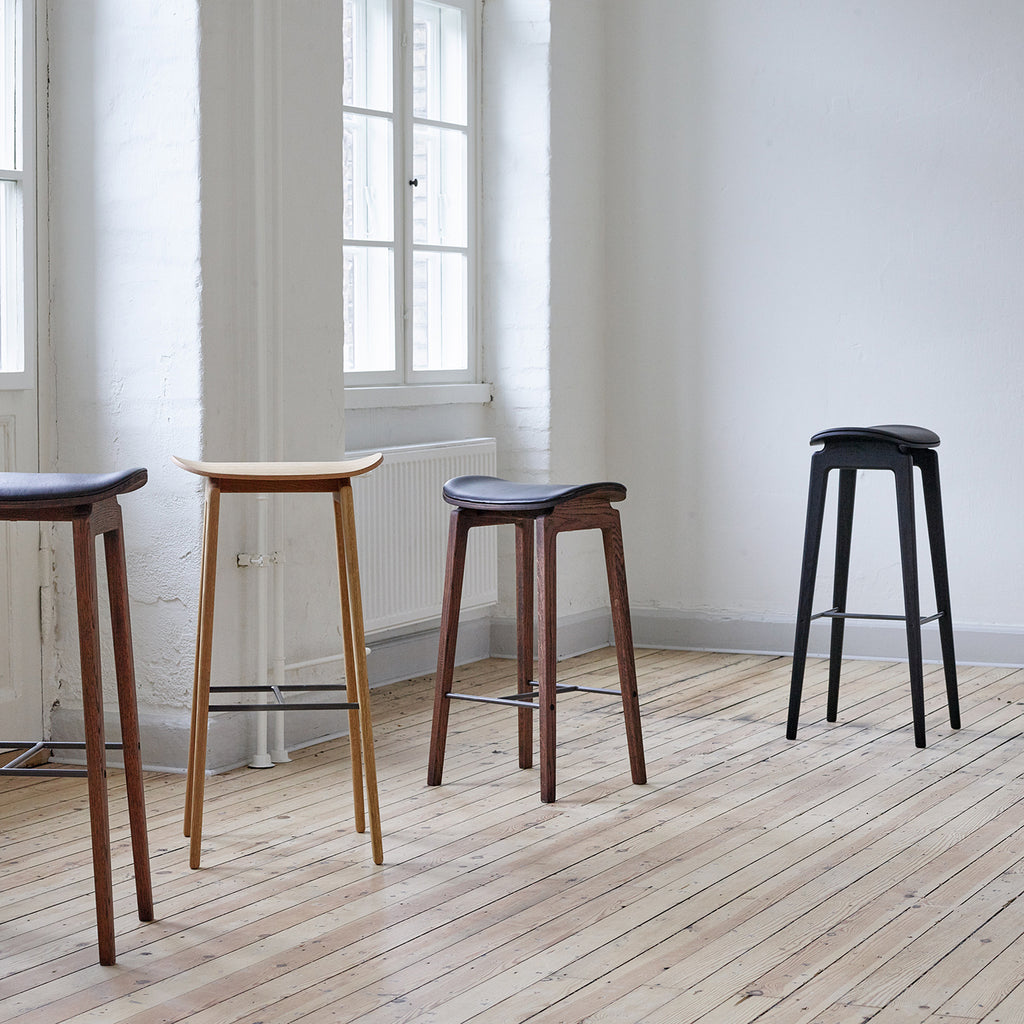 NY11 Bar Chair - Leather