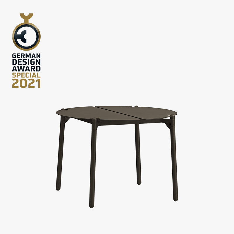 NOVO Lounge Table | Black