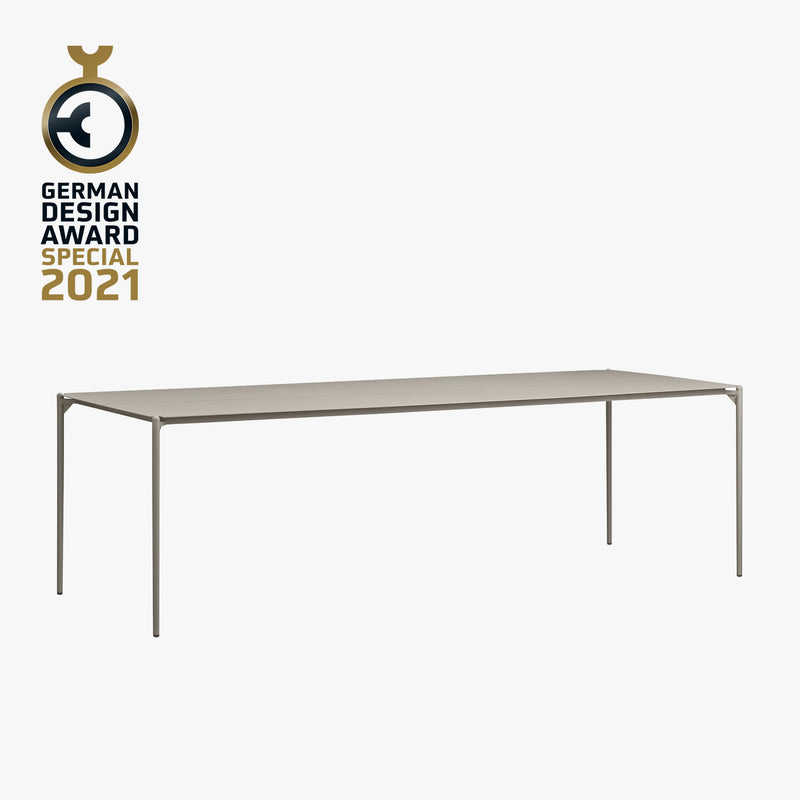 NOVO Table (240) | Taupe