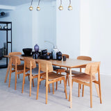 NY11 Dining Chair | Oak
