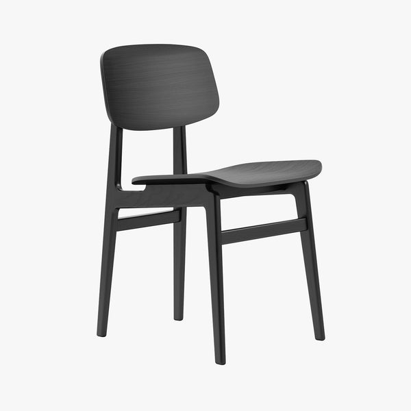 NY11 Dining Chair | Black