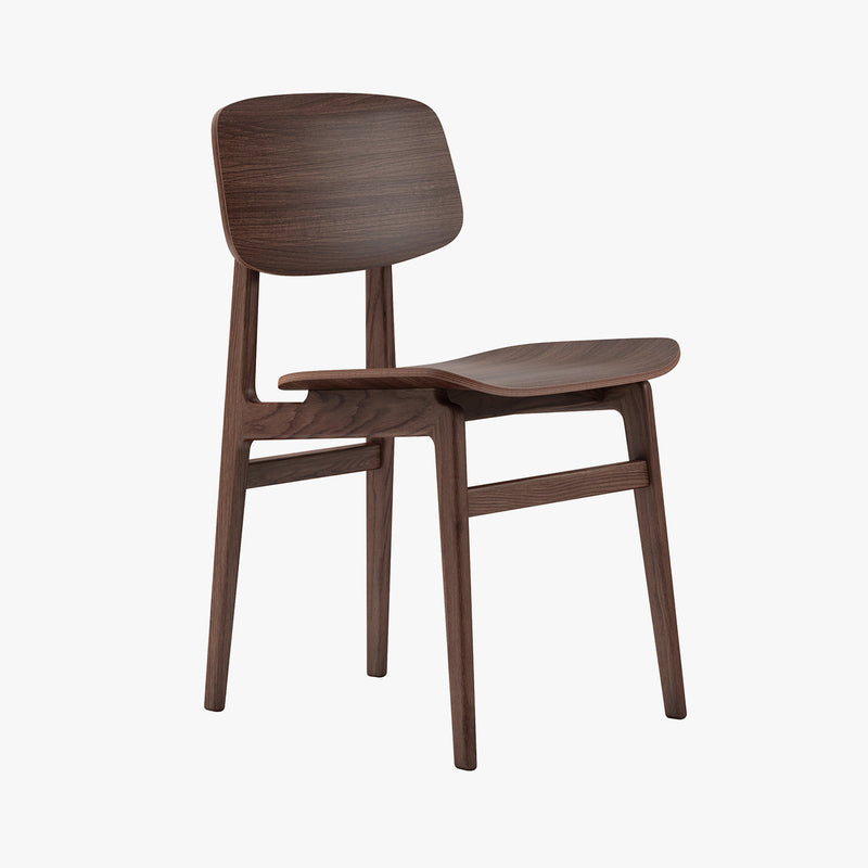 NY11 Dining Chair | Dark Stained
