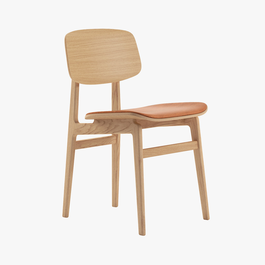 NY11 Dining Chair - Leather