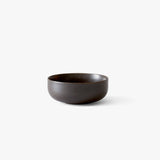 New Norm Bowl Ø13.5 cm | Dark Glazed