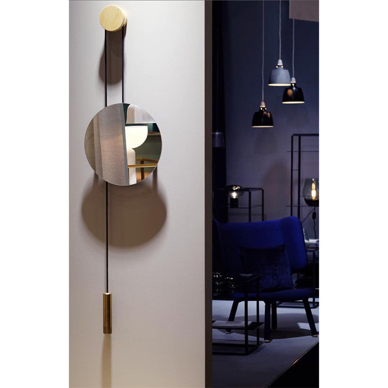 Rise & Shine Wall Mirror