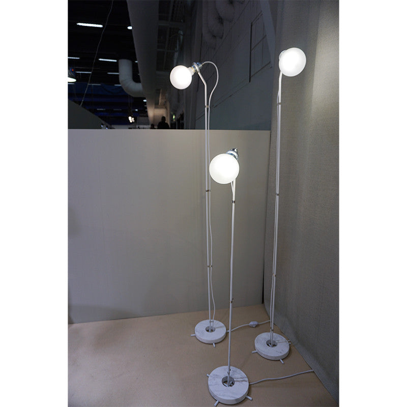 LED Globe, Frosted Glass