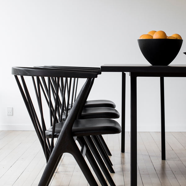 Sibast No 8 Chair | Black