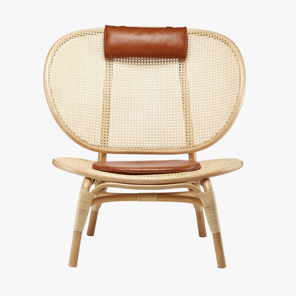 Nomad Chair | Cognac