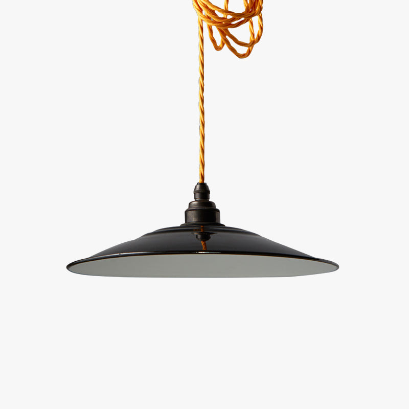 Nostalgia European Enamel Shade | Black