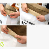Paper Storage Bag | Clothes