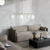 Offset Sofa, 2 Seater