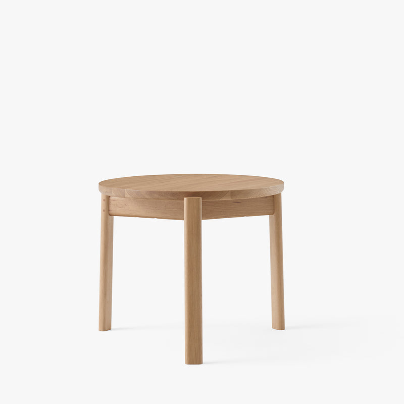 Passage Lounge Table Ø50 | Natural