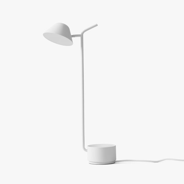 Peek Table Lamp | White