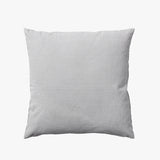 PUNCTA Suede Cushion | Light Grey