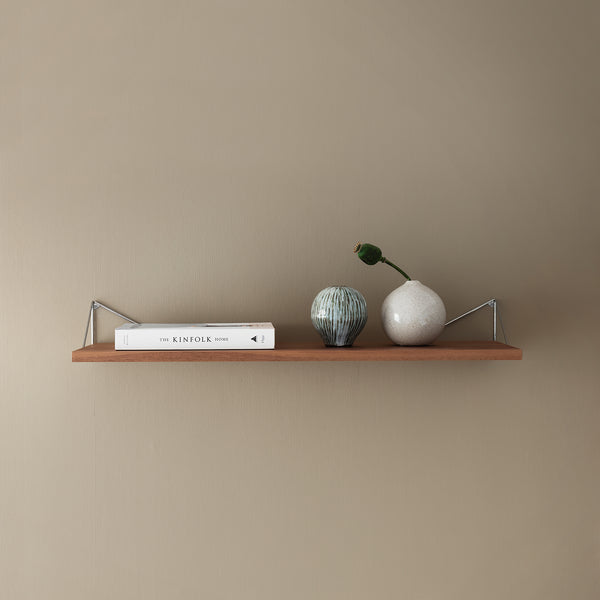 Pythagoras Shelf | Walnut (L)