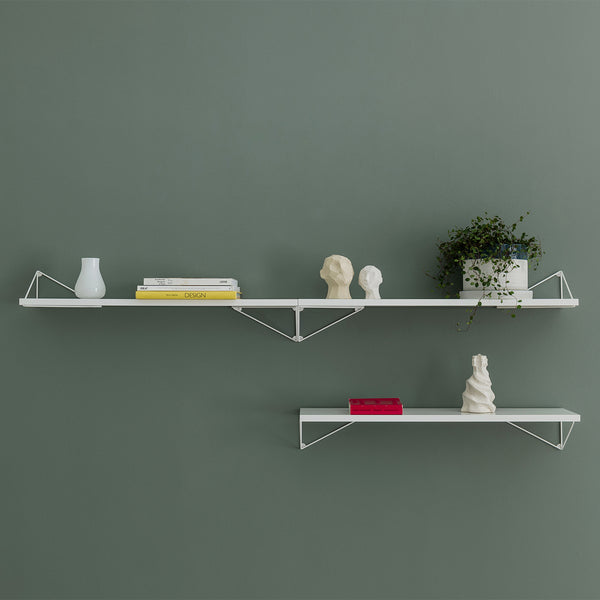 Pythagoras Shelf | White
